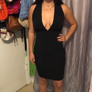 !!BRAND NEW!! EXPRESS Mini Black Dress